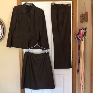Pendleton 4-piece suit with pants, skirt
